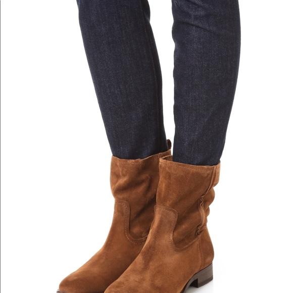 095956f3513 Frye Cara short boots size 8.5 m
